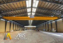 تصویر جرثقیل سقفی تک پل | قیمت ، فروش و نصب